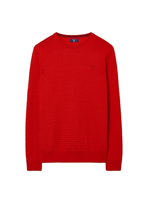 Gant Triko Kırmızı